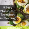 5 places to eat in reading