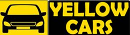 yellow cars taxi company in Reading logo
